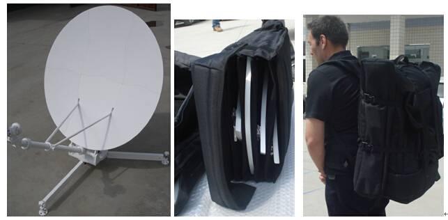 1m Flyaway Carbon Fiber antenna (manual)
