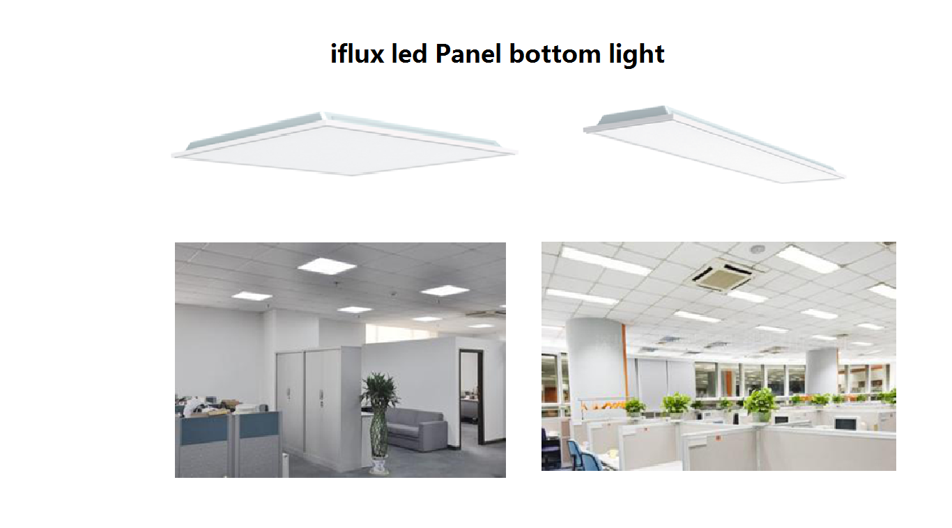 iflux led Panel bottom light