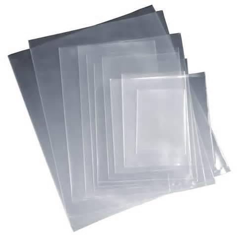 Polyethylene Clear Bags