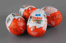 KINDER JOY EGG 20G, Kinder Surprise Egg 20g, KINDER CHOCOLATE