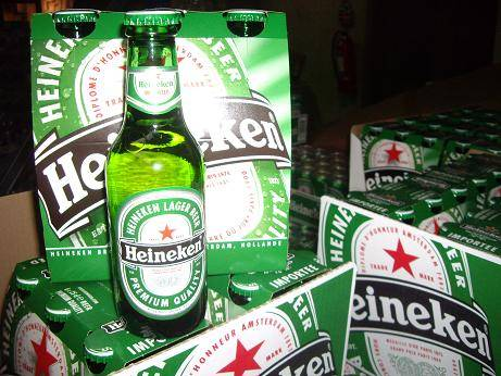 Hight Quality Heineken Beer