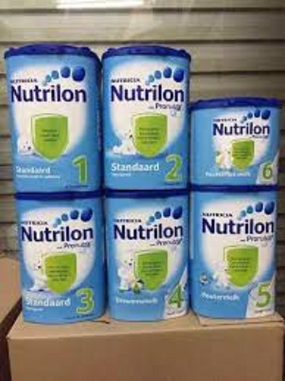 Nutrilon toddler growth milk 4 (4 Pack of 800 gr)