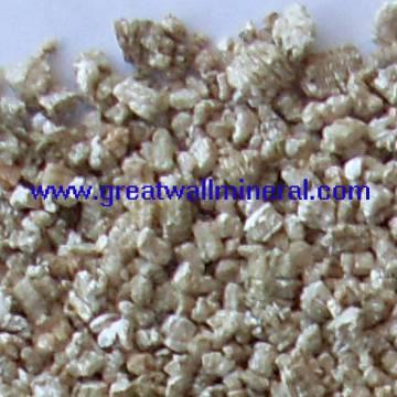 silver vermiculite