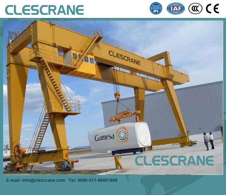 CWG Series 63 years experience double girder overhead gantry crane 5-320t $1000-$20000