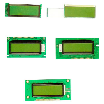 122 x 32 Graphic LCD Modules