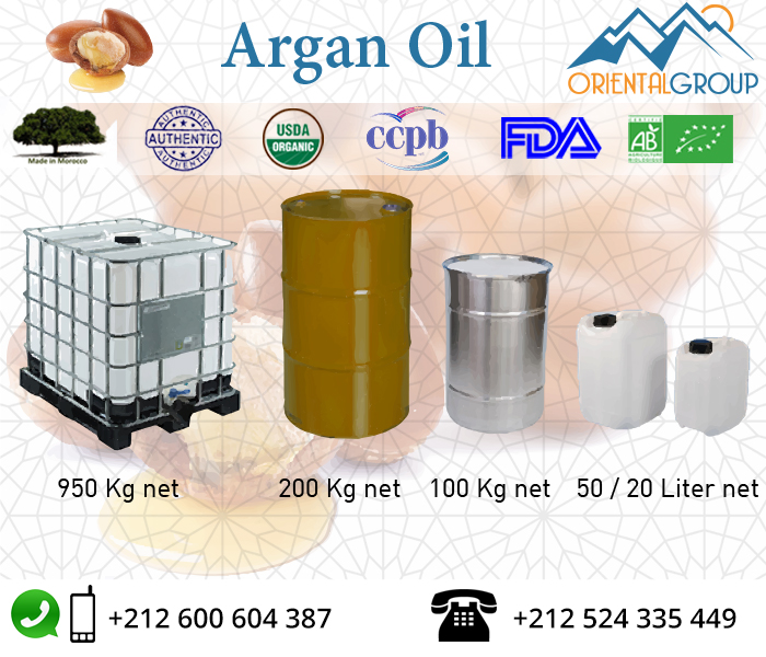 We're the Leading & Trusted Name in Argan Oil Industry