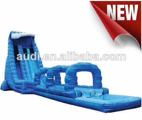 giant inflatable slide/inflatable water slide