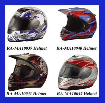 Motorcycle ECE Helmet