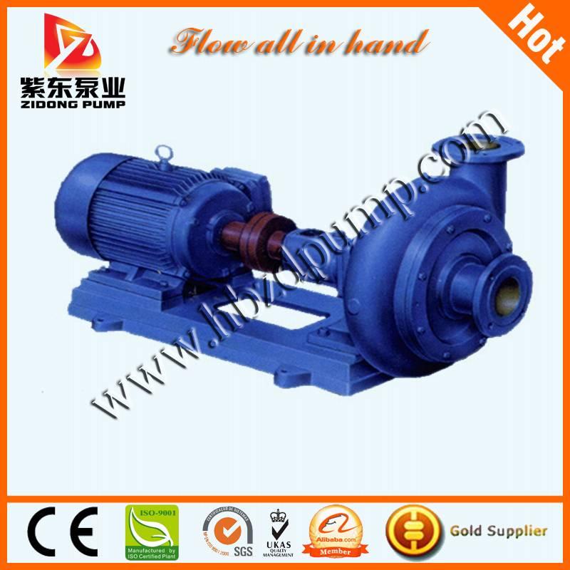 horizontal sewage pump dirty water sludge pump