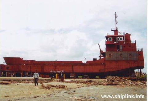 46M Landing Craft Tanks - ship for sale