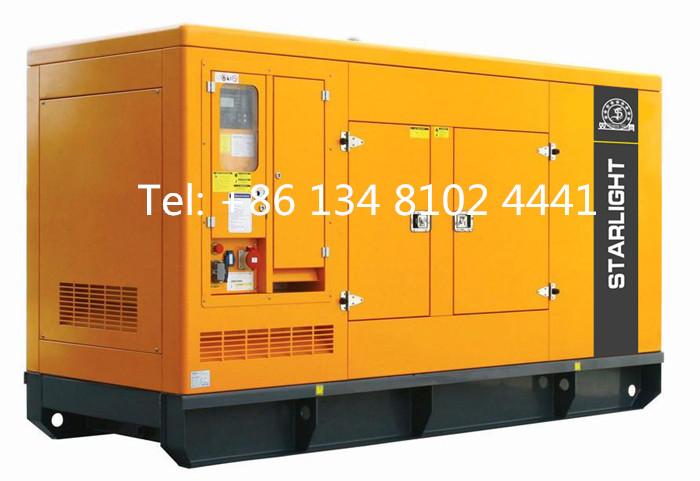 Low Noise Diesel Generator 10 KW - 1000 KW