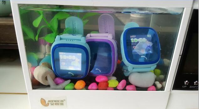 Waterproof GPS Tracker Watch GPS Kids Tracker Watch