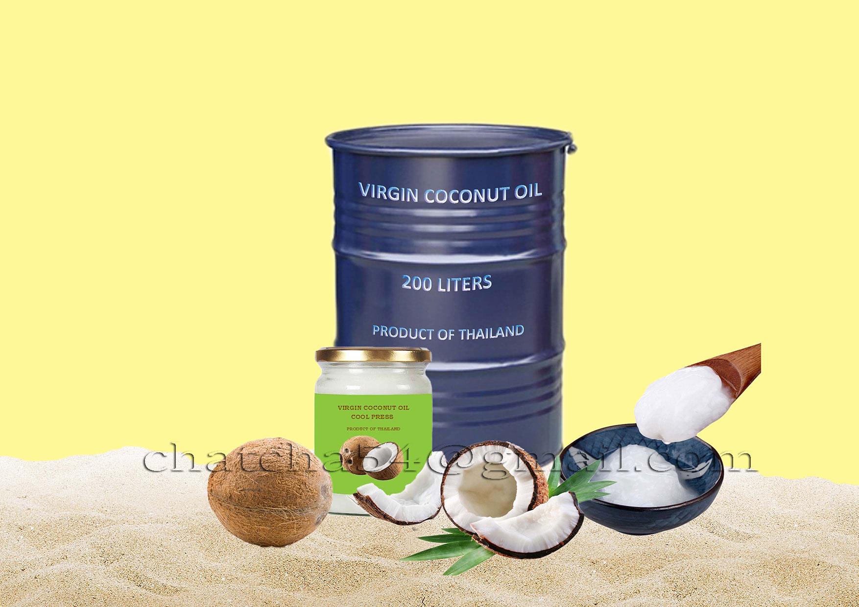 ORGANIC VIRGIN COCONUT OIL (COOL PRESS)