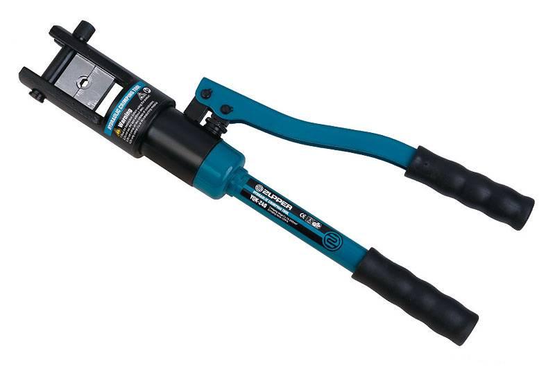 Hydraulic crimping tool YYQ-120A