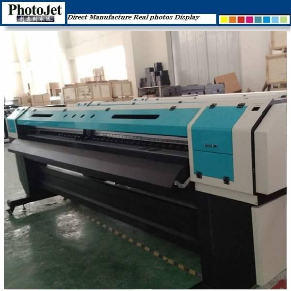 China made Large format digital printer machine for paper printing