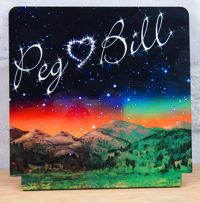 sublimation blanks wood MDF wall plaques