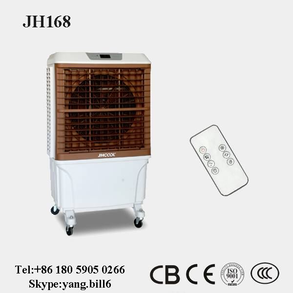 Home appliances evaporative air cooler perfect for outdoor use portable air conditioner