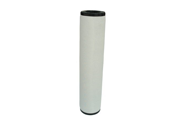 Cartridge air filter replacement for dust collector