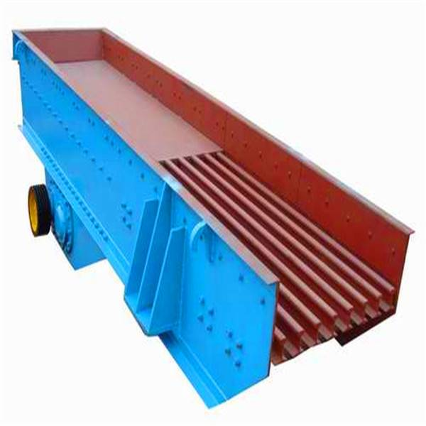 Widely industrials used electromagnetic vibrating feeder