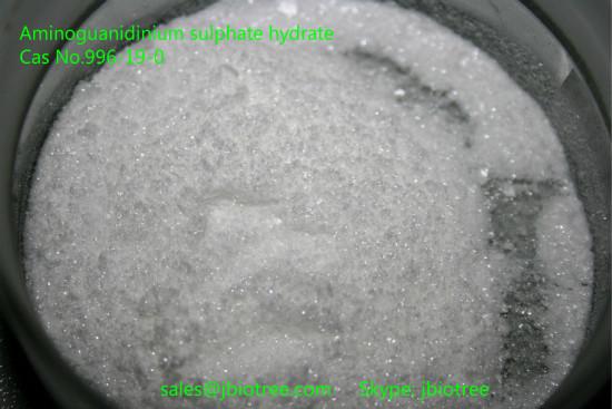99%Aminoguanidinium Sulphate Monohydrate,Cas No.996-19-0,