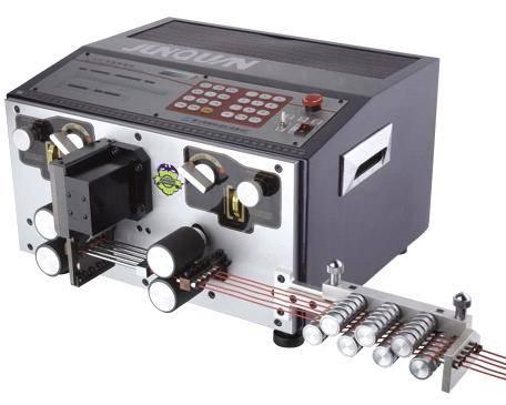 Computerized Wire Cutting And Stripping Machine (ZDBX-7)