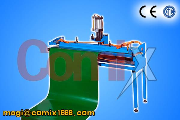 ComiX PVC Belt Finger Punch Machine