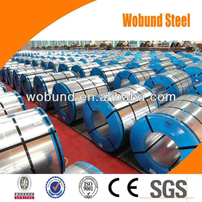 Made in China 0.12-1.50mm Galvalume Steel Coil