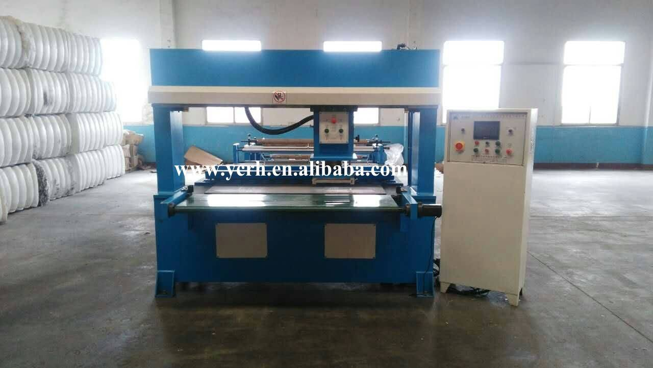Sandpaper disc die cutting machine