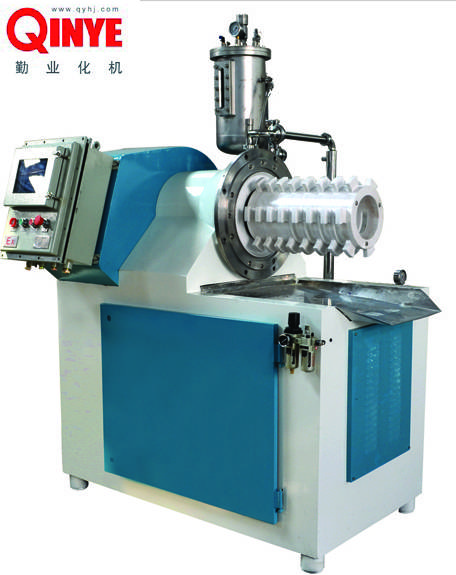 Pin Rod Horizontal Bead Mill