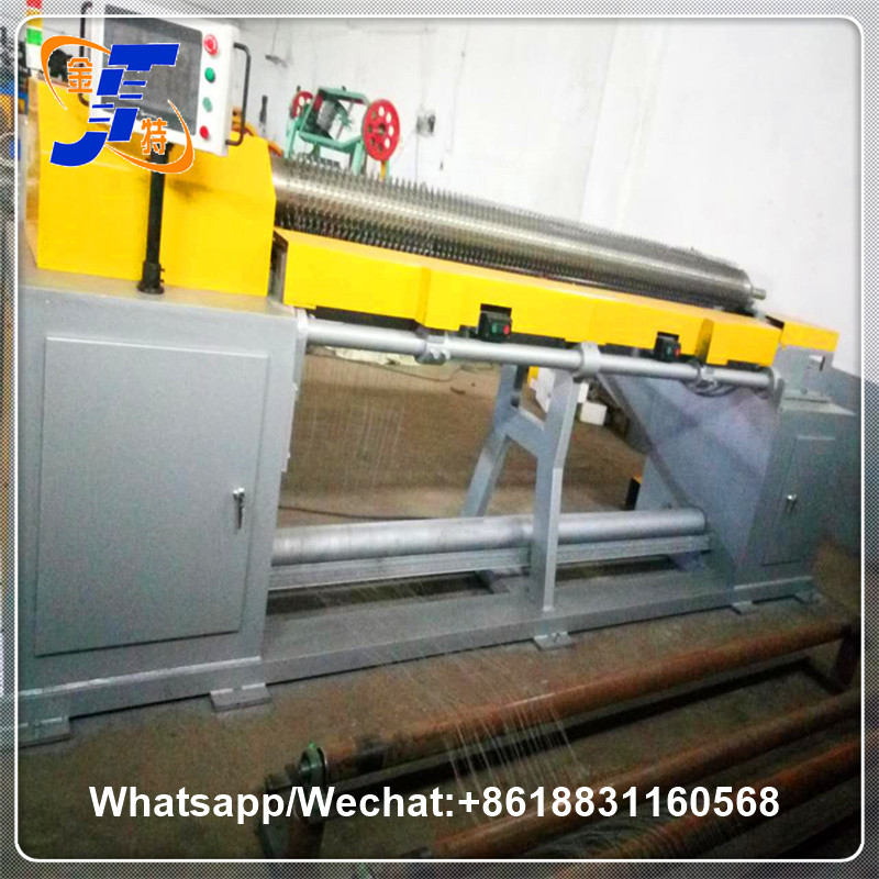 Automatic PLC controlled Hexagonal Wire Netting Machine