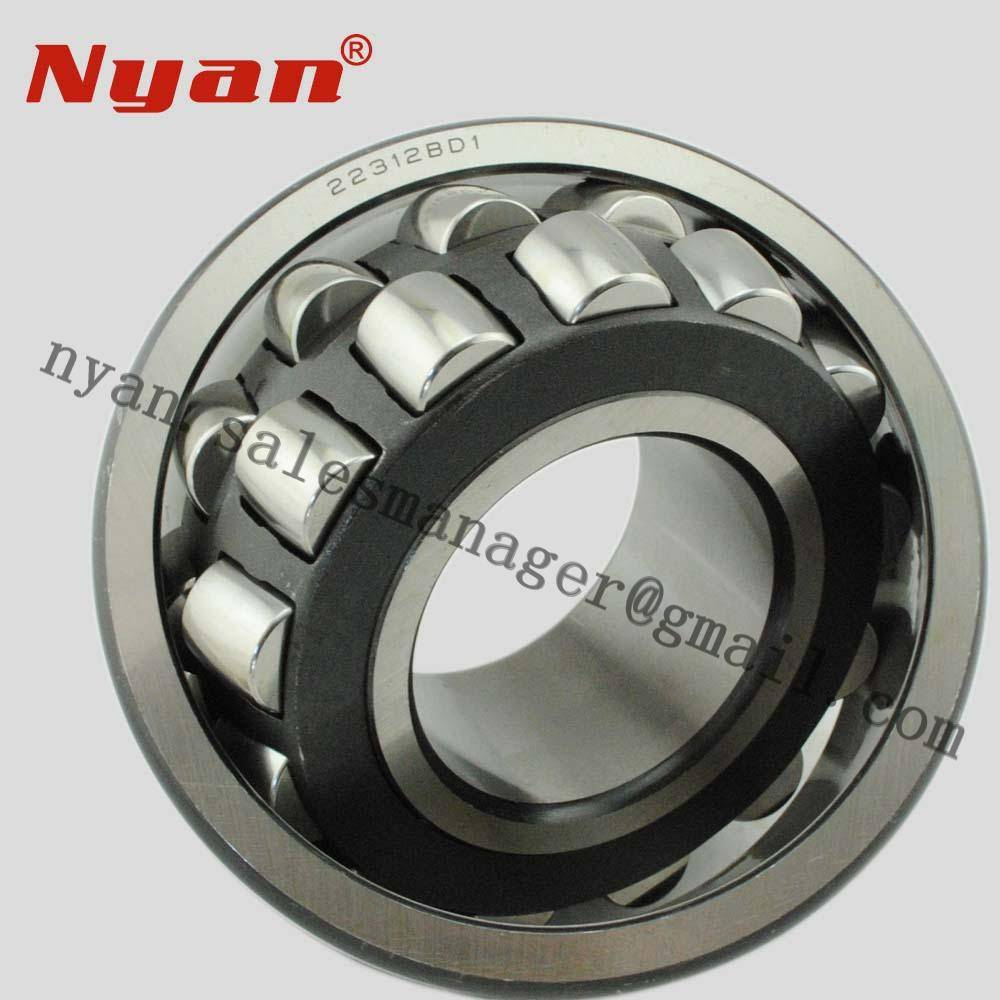 Excavator Bearings supplier manufacturer NYAN Bearing 22312bd1