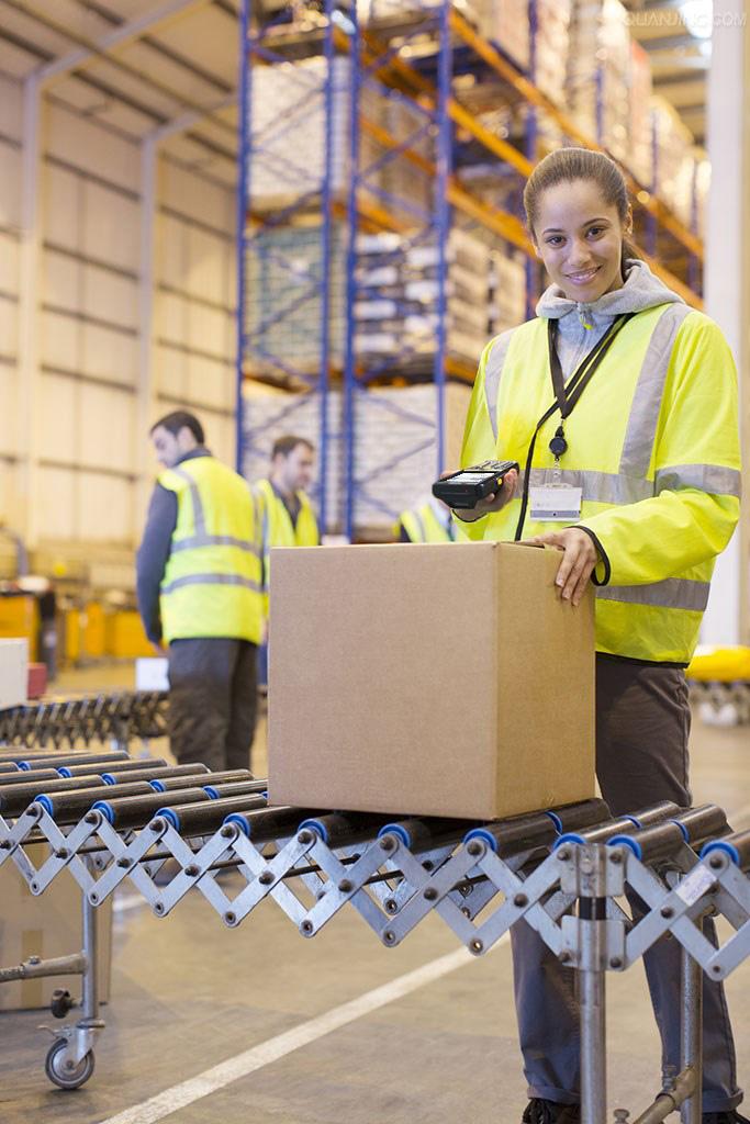 Handheld logistics industrial pda-AUTOID 6L-W