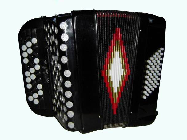 Button accordion 31Button 48Bass