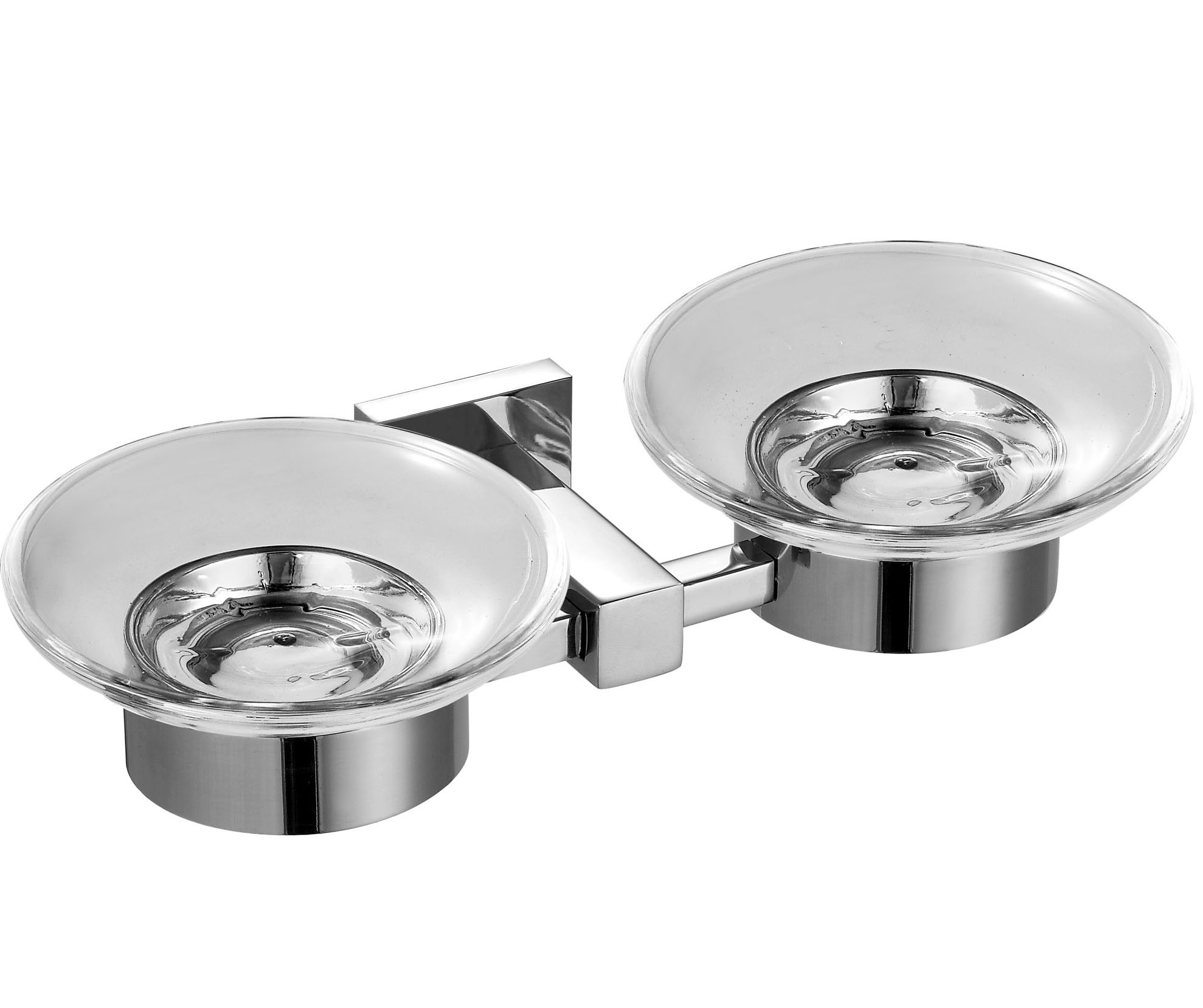 Durable Waterproof Bathroom Accessory Stainless Steel Soap Dish Holder