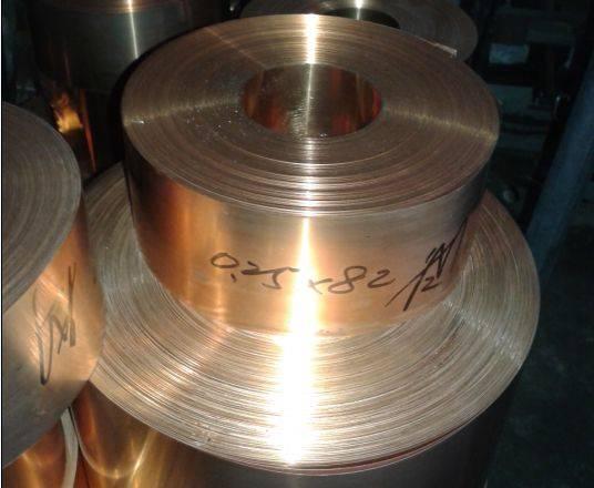 Phosphor Bronze Foil