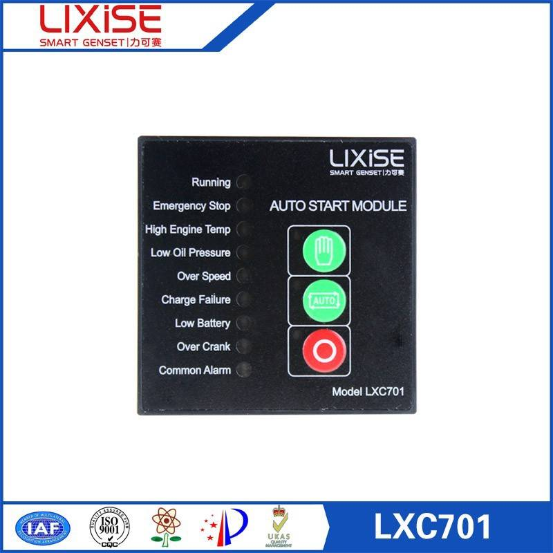 LXC701 Completely replaced HGM72 smart genset controller