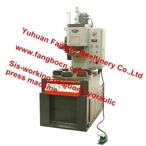 FBY-SM Series of Special press-fitting machine for multi-station motor rotor
