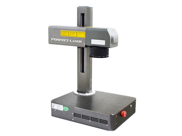 10W 20w Tabletop Mini Fiber Laser Marking Machine