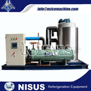 NISUS LARGE FLAKE ICE MACHINE