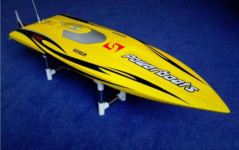 33'' in, High Speed O Boat With Brushless Motor and Orginal Radio