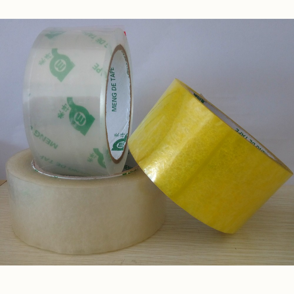 Transparent Bopp Packing Adhesive Tape Used For Sealing Carton