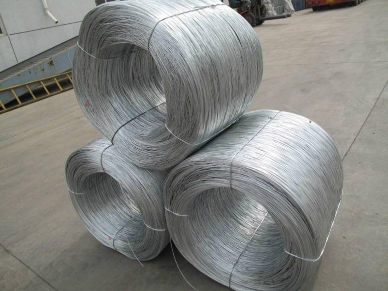 hot dip steel wire