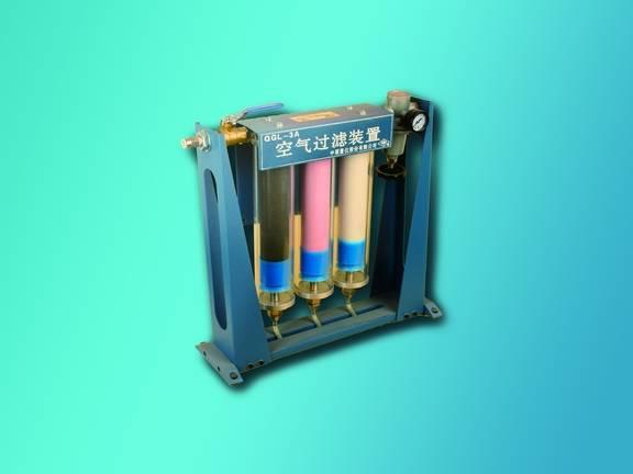 pneumatic measurer air filter