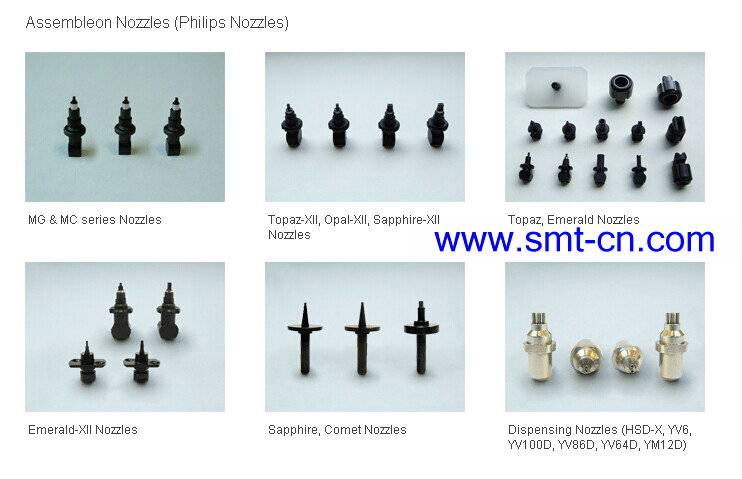 Assembleon nozzle,nozzle for smt p&p machine
