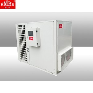 10hp heat pump drying dehumidifying equipment silent work dehydrator units