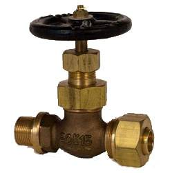 20Kgf/cm2 Globe and Angle Valves(JIS F7388/ 7389)