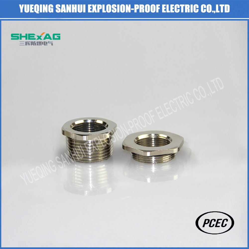 Cable gland reducer/male thread to female thread