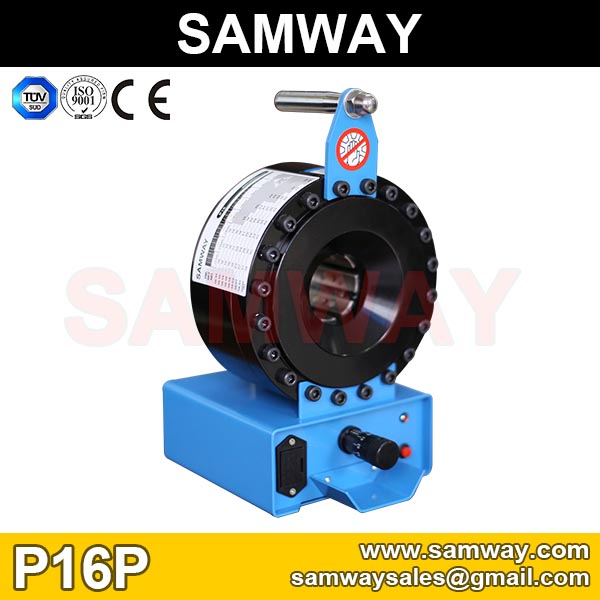 samway P16P Crimping Machine