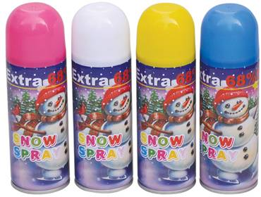 2015 hot selling snow spray