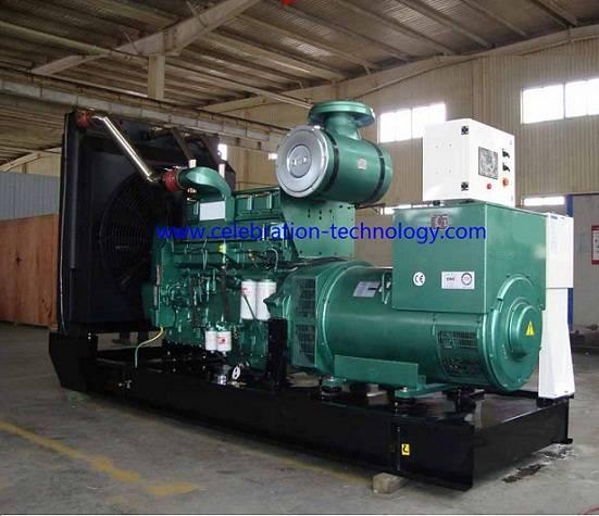 500KVA Cummins Diesel Generator Set